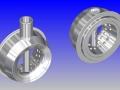CAD image, Gas Mixer Courtesy Apollo Gas Products